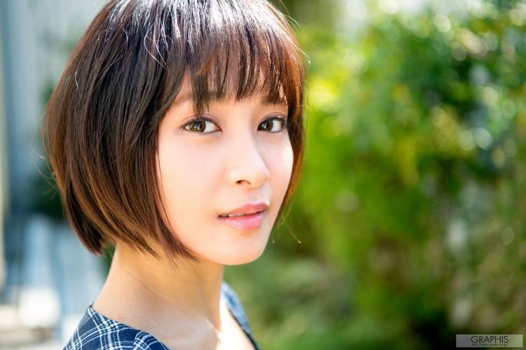 逢見リカ(逢见梨花) Rika Aimi [Graphis] First Gravure 初脱ぎ娘 No.164 写真集