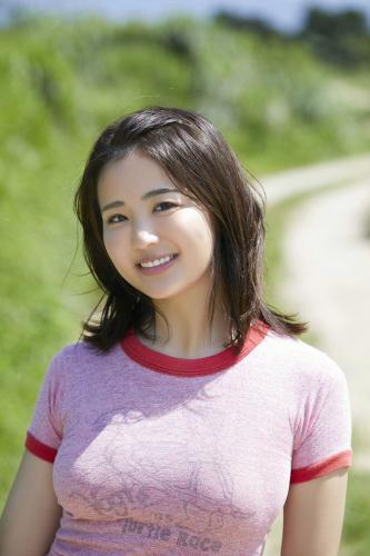平嶋夏海 Natsumi Hirajima [YS-Web] Vol.863 写真集