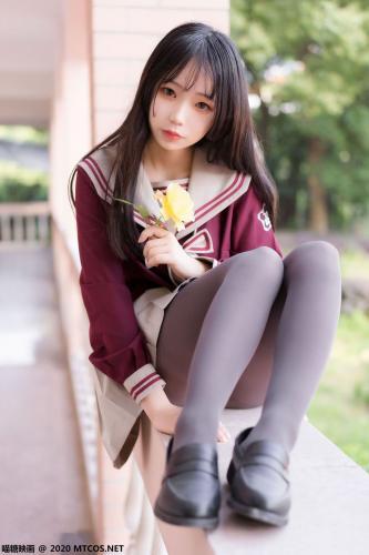 《放学后来约会吧》 [喵糖映画] VOL.078 写真集