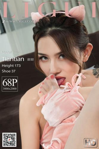 Model 甜甜《OL变化兔女郎》 [丽柜Ligui] 写真集
