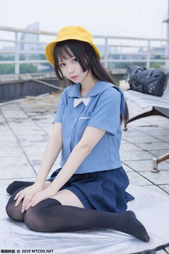 《小黄帽女孩》 [喵糖映画] VOL.070 写真集