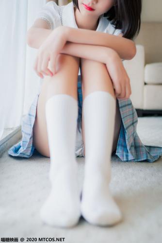 《私房白袜》 [喵糖映画] VOL.086 写真集