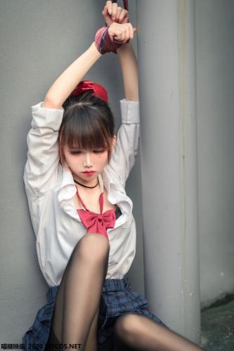 《JK制服少女》 [喵糖映画] VOL.098 写真集