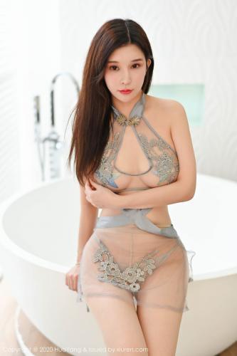 张雨萌《精致镂空内衣系列》 [花漾HuaYang] Vol.213 写真集