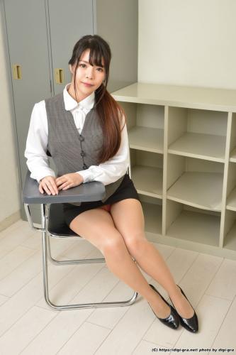 [Digi-Gra] Ryo Amakawa 天川涼羽 Photoset 02 写真集