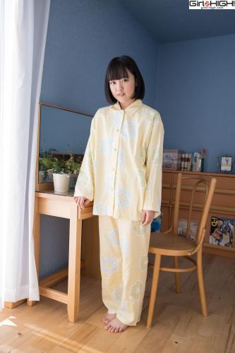 香月りお Anju Kouzuki - bfaa_035_001 [Girlz-High] 写真集