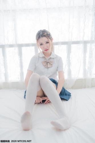 《白丝JK学妹》 [喵糖映画] VOL.121 写真集