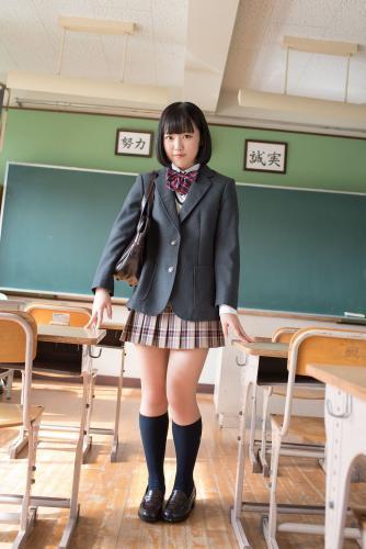 香月りお Anju Kouzuki - Limited Gallery 13.1 [Minisuka.tv] 写真集