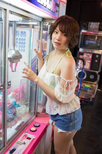 神前つかさ Tsukasa Kanzaki - Secret Gallery (STAGE1) 6.1 [Minisuka.tv] 写真集