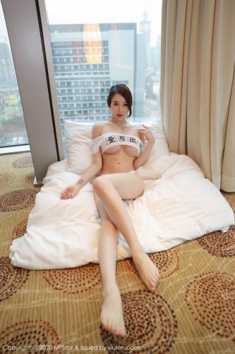 玉兔miki《童颜巨乳式服装》 [模范学院MFStar] Vol.265 写真集