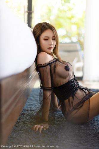 Emily顾奈奈《性感透视薄纱》 [尤蜜荟YouMi] Vol.416 写真集