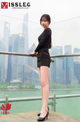 星辰《丝袜美腿高跟诱惑》 [蜜丝MISSLEG] M010 写真集