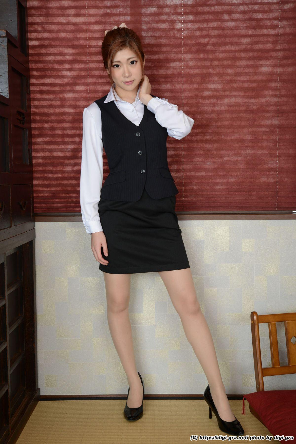 [Digi-Gra] Yuuna Ishikawa 石川祐奈 Photoset 01 写真集1