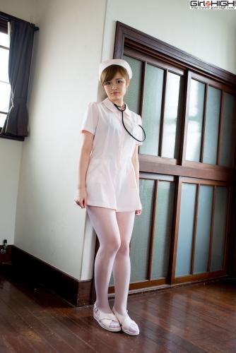 葉山みおり Miori Hayama - buno_014_001 [Girlz-High] 写真集