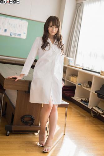 葉山みおり Miori Hayama - buno_020_002 [Girlz-High] 写真集