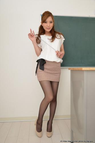 [Digi-Gra] Rin Sakuragi 桜木凛(樱木凛) Photoset 01 写真集