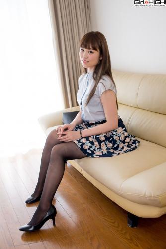 [Girlz-High] Miori Hayama 葉山みおり - buno_028_003 写真集