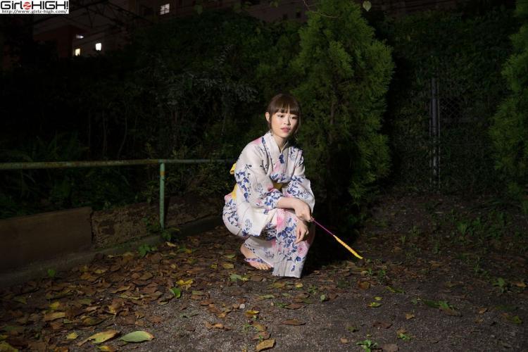 Miori Hayama 葉山みおり - buno_028_001 [Girlz-High] 写真集
