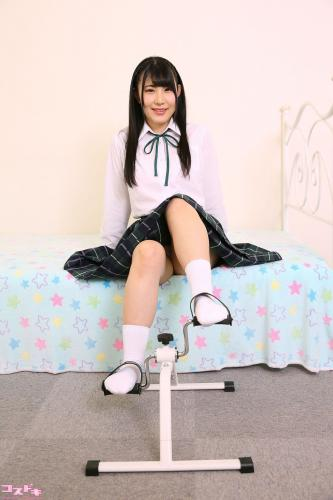 [Cosdoki] Sugisaki Shizuka 杉咲しずか sugisakishizuka_pic_seifuku1+2 写真集