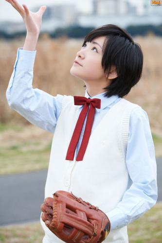 [Bomb.TV] 2013年03月号 生駒里奈 Rina Ikoma 写真集