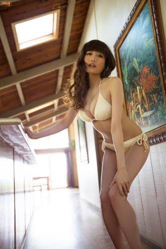 Eriko Sato 佐藤江梨子 写真集 [Bomb.TV] 2013年08月号