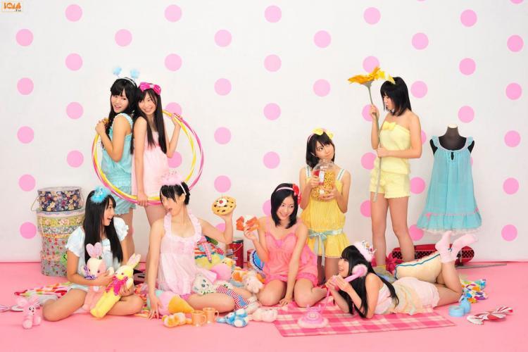 [Bomb.TV] 2011年12月号 日本偶像组合SKE48 写真集