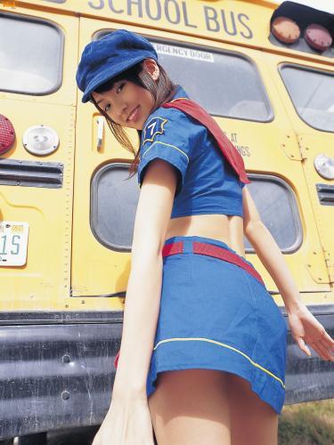 [Bomb.TV] 2007年09月刊 南明奈 Akina Minami 写真集