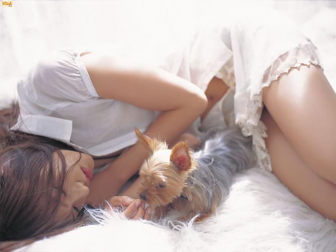 [Bomb.TV] 2007年08月刊 白鳥百合子 Yuriko Shiratori 写真集