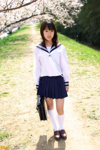 [Bomb.TV] 2008年08月刊 山下菜菜子/新実菜々子 Nanako Niimi 写真集