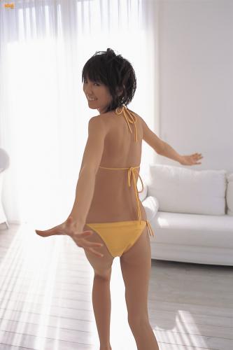 [Bomb.TV] 2008年03月刊 Akina Minami 南明奈 写真集