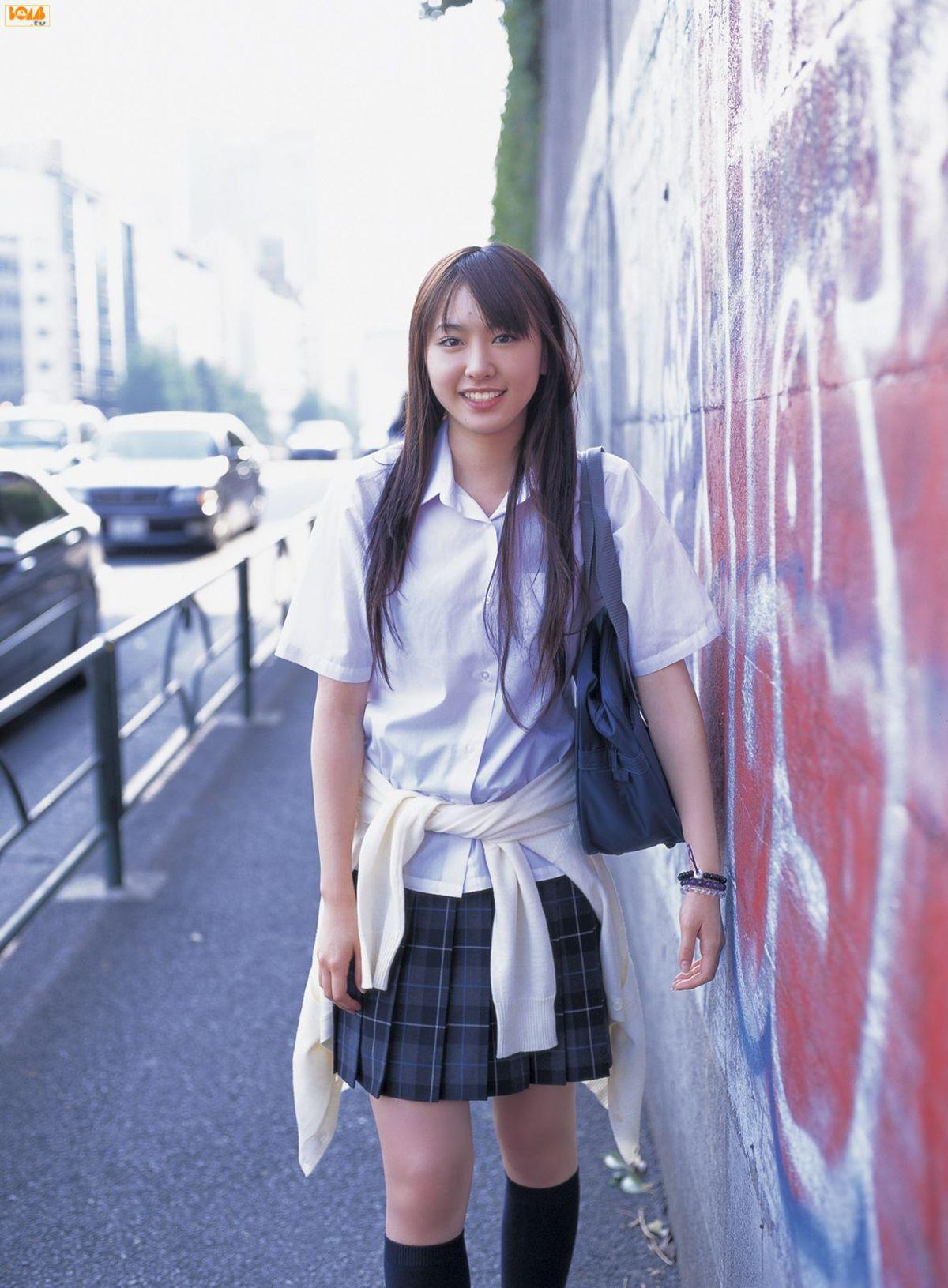 [Bomb.TV] 2006年07月刊 Yui Aragaki 新垣結衣/新垣结衣 写真集1