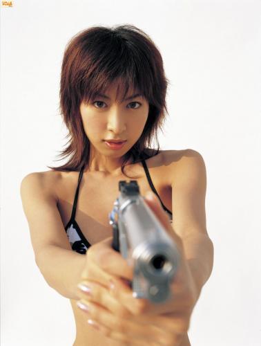 [Bomb.TV] 2005年10月刊 大久保麻梨子 Mariko Okubo 写真集