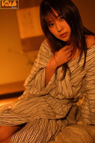 [Bomb.TV] 2005年10月刊 天野恵 Megum Amano Channel B 写真集