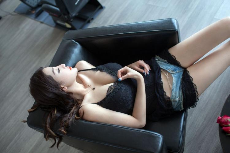 麦苹果《窈窕淑女、丽质若兰》 [推女郎TuiGirl] No.039 写真集