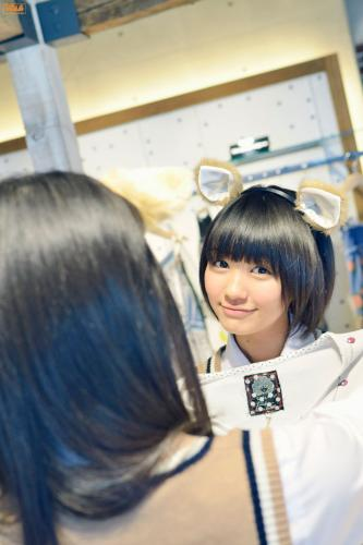 [Bomb.TV] 2011年05月号 《MIMI Girls みみ♥ガールズ》 写真集