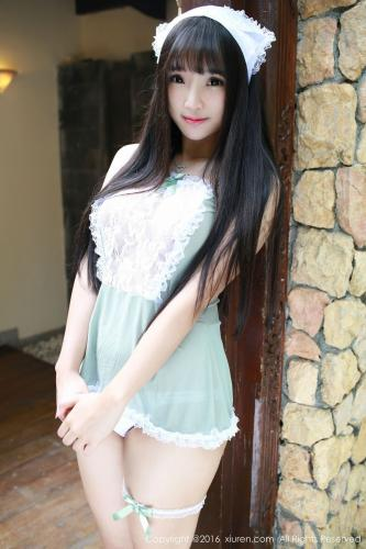 夏瑶baby《清新女仆装+可爱内衣》 [秀人网XiuRen] No.463 写真集