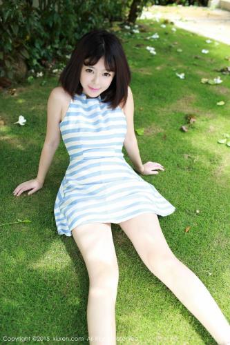 刘飞儿Faye《菲律宾宿务旅拍》小清新+小性感 [秀人网XiuRen] No.362 写真集