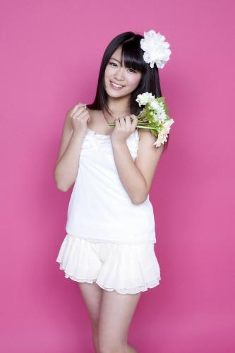 山内鈴蘭/市川美織《AKB48ネクストガールズ第2弾》写真集 [YS Web] Vol.394