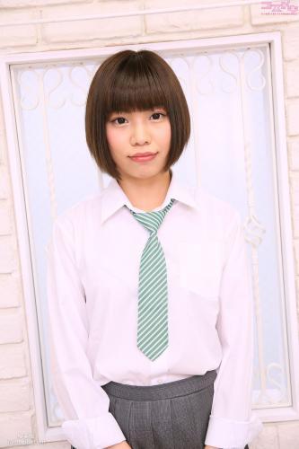 Miko Sakamoto 坂元みこ sakamotomiko_pic_seifuku1+2 [Cosdoki] 写真集