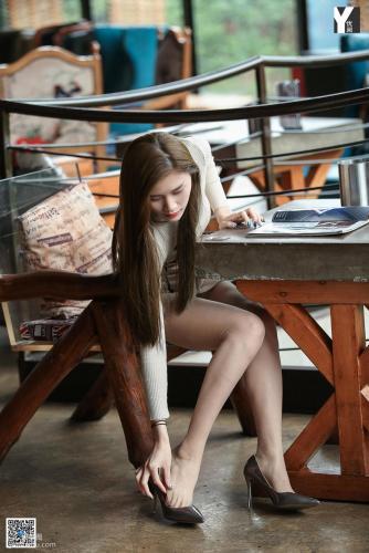 [异思趣向IESS] 模特 羽西 《长焦下的女模特》 写真集