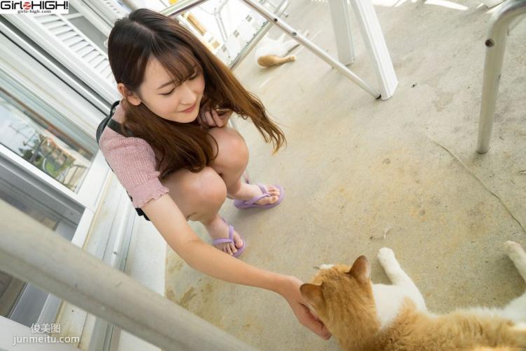 Asami Kondou 近藤あさみ - bfaa_036_011 [Girlz-High] 写真集
