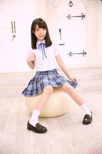 [Cosdoki] 夏原唯 natsuharayui_pic_seifuku1+2 写真集