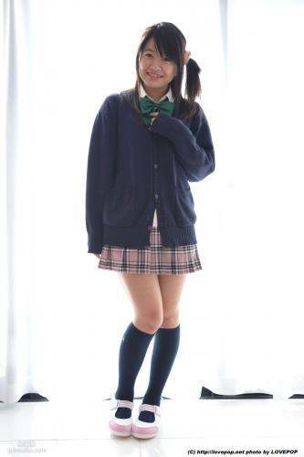 Aki Hinomoto 陽ノ下あき Photoset 03 [LOVEPOP] 写真集