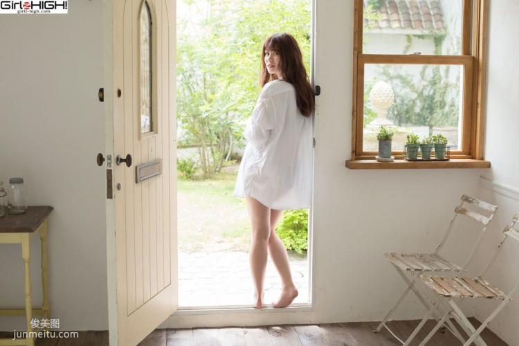 Kasumi Yoshinaga 吉永佳純 - ghwb_011_003 [Girlz-High] 写真集