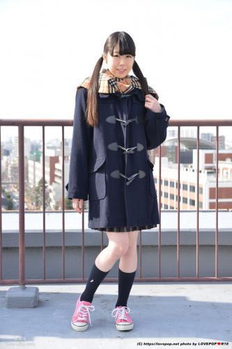 [LOVEPOP] Kanon Momoha 百葉花音 Photoset 01 写真集