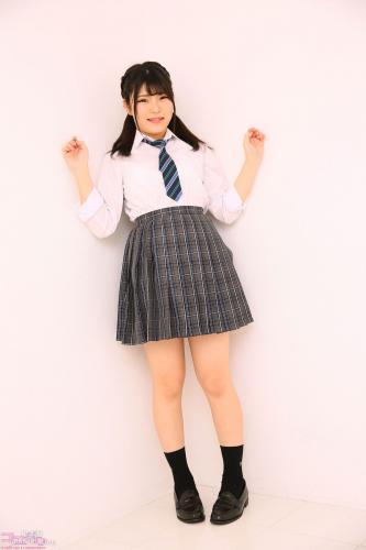 [Cosdoki] 城田ゆあ shirotayua_pic_seifukutie1+2 写真集