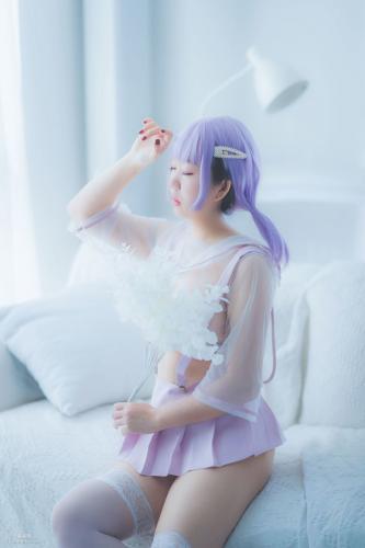 甜糖大魔王g 《粉色兔兔》 写真集