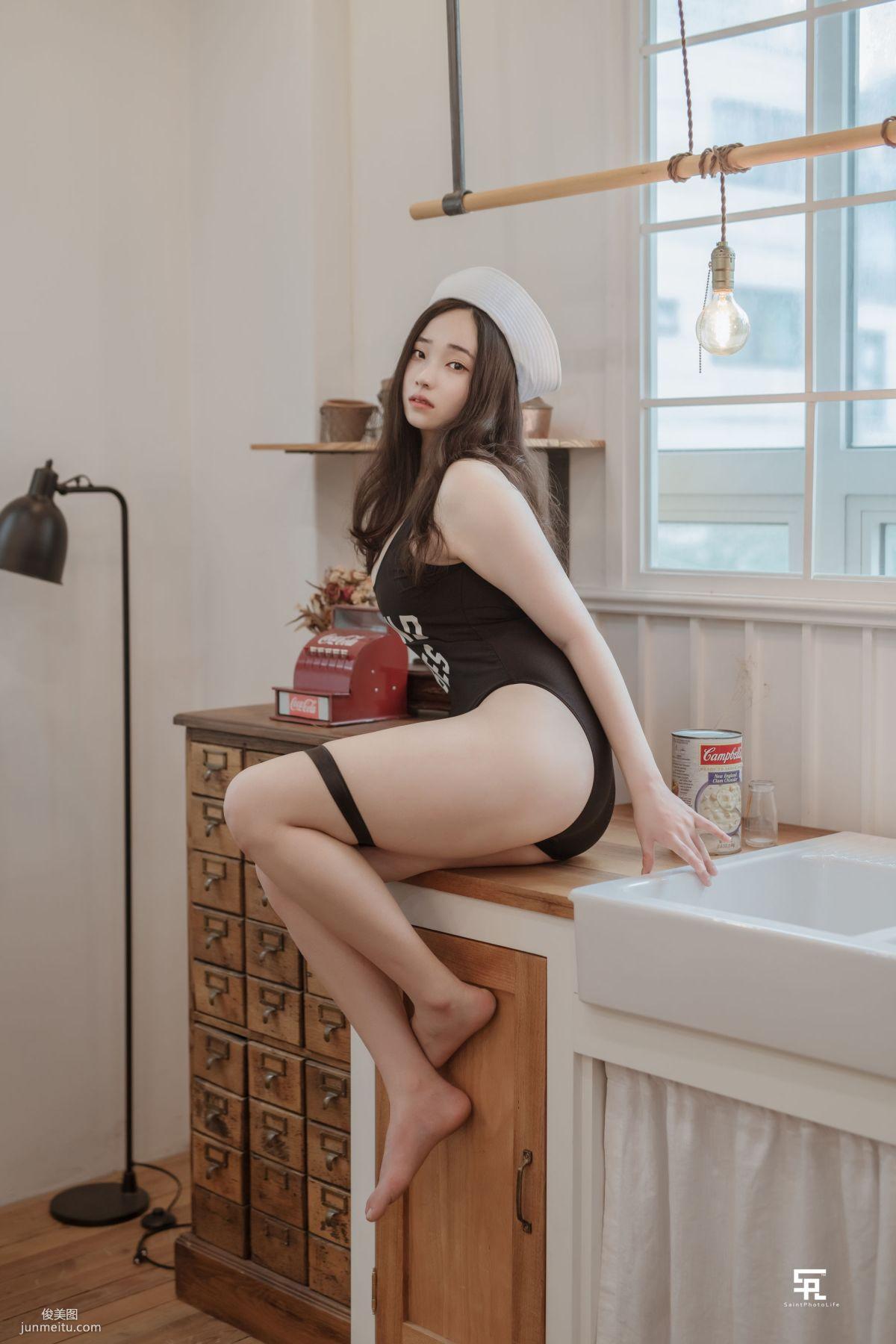 [saintphotolife] 韩国妹子BamBi - COS风格 写真合集1