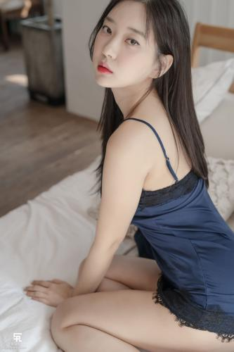 [saintphotolife] 韩国妹子申才恩Zennyrt 《Blessing》 写真集