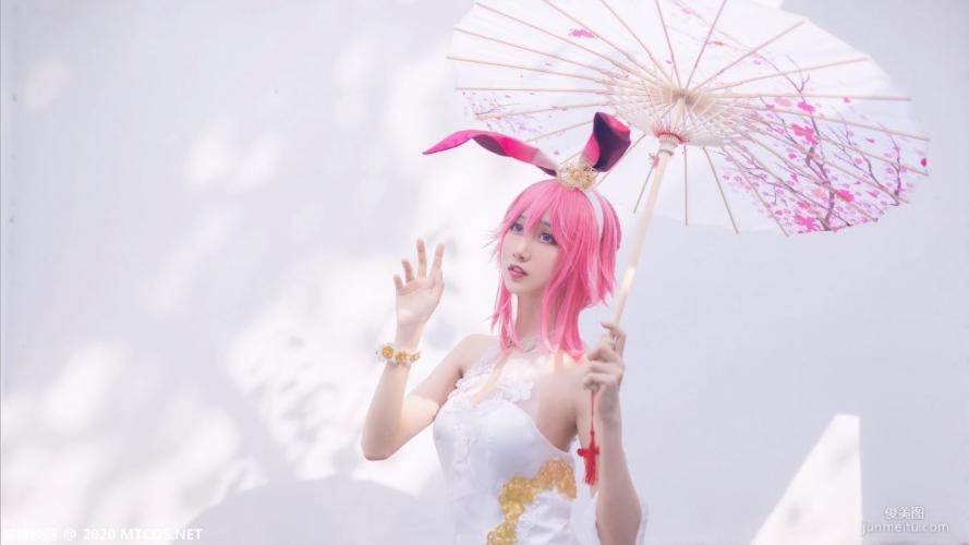 [喵糖映画] HML.020 《八重樱旗袍》 写真集